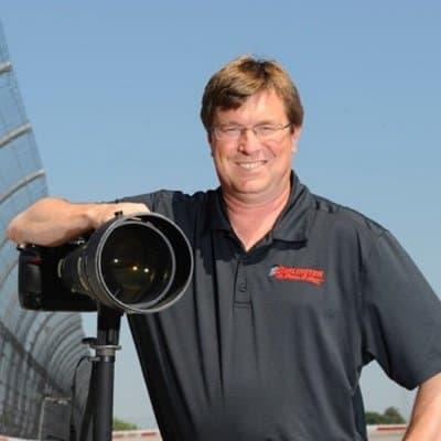 John Harrelson, NASCAR Photographer